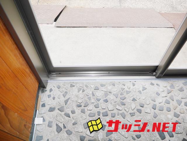 LIXIL店舗引戸取替工事 施工事例 名古屋市中村区