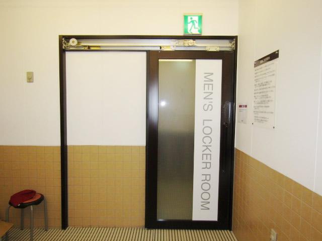 名古屋市瑞穂区 半自動ドア修理 DIA スライドクローザー部品取替 施工後